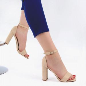 Sandale pentru dame cod OD0311 Beige
