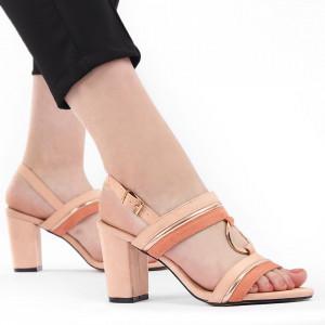 Sandale pentru dame cod Z03 Pink