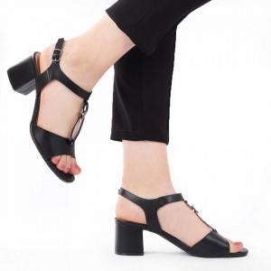 Sandale pentru dame cod Z08 Black