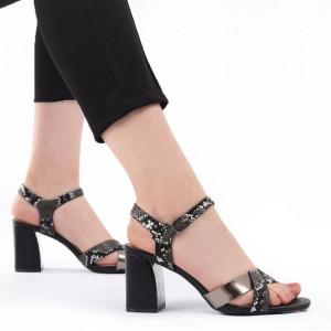 Sandale pentru dame cod Z10 Black