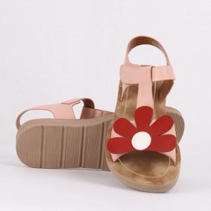 Sandale pentru fete cod CD10 Roz