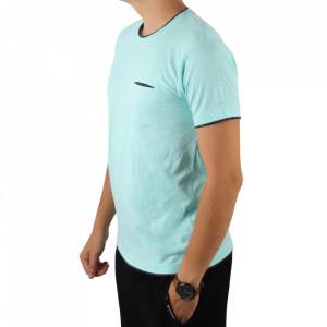 Tricou albastru cod 8768456