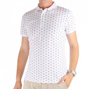 Tricou pentru bărbați Cod DD90002 White
