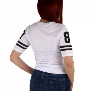 Tricou pentru dame cod TT3 White - Tricou pentru dame  Conferă lejeritate și o ținută casual - Deppo.ro