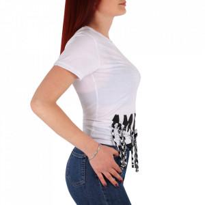 Tricou pentru dame cod TT4 White