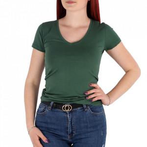 Tricou pentru dame cod TR7 Green