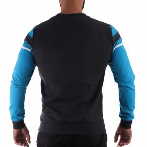 Bluză Climatic Grey - Bluza cu mâneci lungi este cel mai versatil articol vestimentar din sezonul rece, o piesă cu reputaţie a stilului casual având compoziţia 60% bumbac, 40% poliester - Deppo.ro