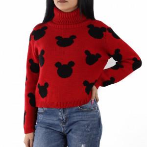 Bluză Kiera Red