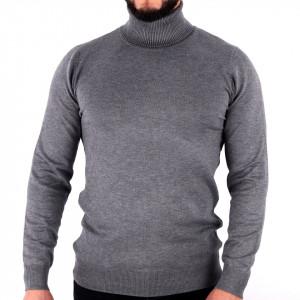 Bluză Maximilian Black Grey
