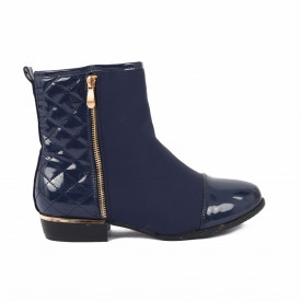 Botine cod BY9991 Navy