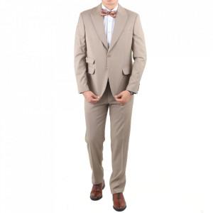 Costum classic fit 2100-1 Crem