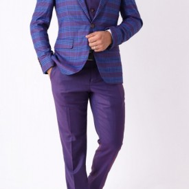 Costum slim fit Gandi