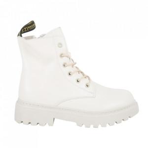Ghete pentru dame cod 5502 White