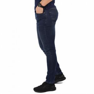 Pantaloni de blugi pentru bărbați cod P5578 Navy