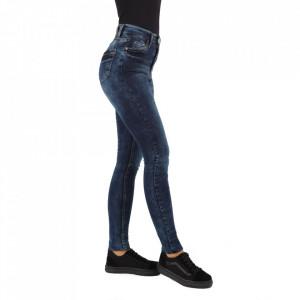 Pantaloni de blugi pentru dame cod OTO2015 Albastri