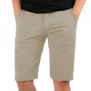 Pantaloni scurți pentru bărbați cod KS22-145 Kakhi