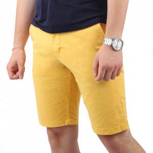 Pantaloni scurți pentru bărbați cod P2259 Yellow