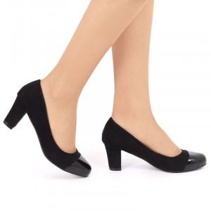 Pantofi Beti Negri - Cumpără îmbrăcăminte și încălțăminte de calitate cu un stil aparte mereu în ton cu moda, prețuri accesibile și reduceri reale, transport în toată țara cu plata la ramburs - Deppo.ro