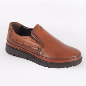 Pantofi din piele naturală pentru bărbați cod 2010 M