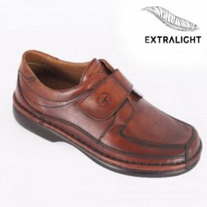 Pantofi din piele naturală pentru bărbați cod 220 MP Scai