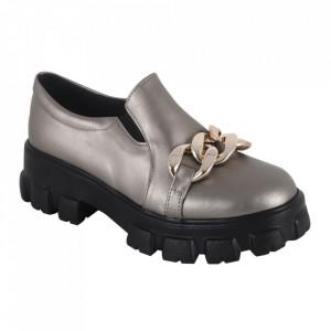 Pantofi pentru dame cod 0602 Silver