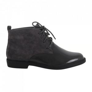 Pantofi pentru dame cod A-25 Grey