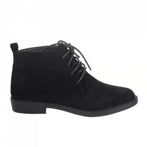Pantofi pentru dame cod A-26 Black