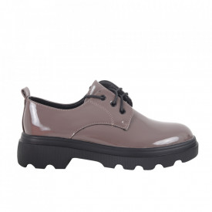 Pantofi pentru dame cod KM-20 Grey