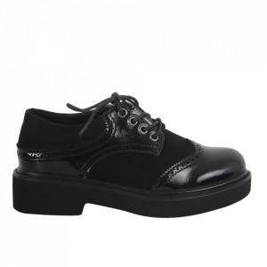 Pantofi pentru dame cod PL-229 Black