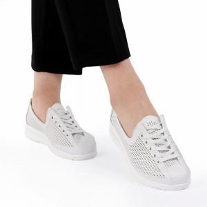 Pantofi pentru dame cod X29 Albi