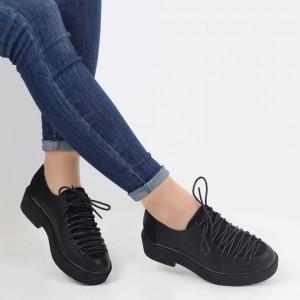Pantofi pentru dame cod XH-03 Black