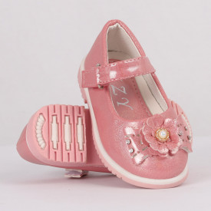 Pantofi pentru fete cod CP67 Roz