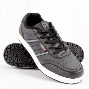 Pantofi Sport din piele naturală pentru bărbați cod 9204 Grey