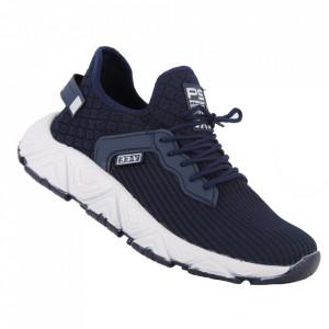 Pantofi sport pentru bărbați cod 041-41 Navy