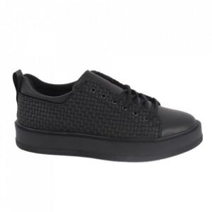 Pantofi Sport pentru bărbați cod 131 Nova Black