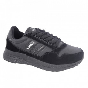 Pantofi sport pentru bărbați cod 2010-4 Black