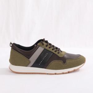 Pantofi Sport pentru bărbați cod 359 Verzi