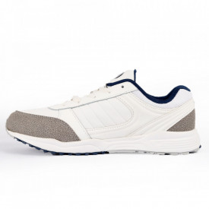 Pantofi Sport pentru bărbați cod 9189 White - Pantofi sport pentru bărbați Ideali pentru ieșiri si practicarea exercitiilor în aer liber - Deppo.ro