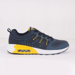Pantofi Sport pentru bărbați cod ARD17151-10 Blue