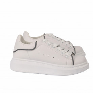 Pantofi Sport pentru dame albi cod N442