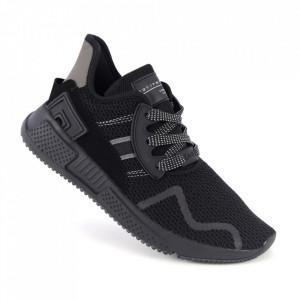 Pantofi sport pentru dame cod BRW9020A-1 Black