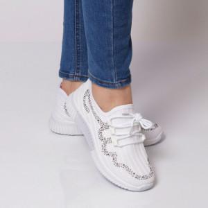 Pantofi Sport pentru dame Cod HQ-11-62 White