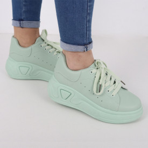 Pantofi Sport pentru dame cod LLS-045 Green