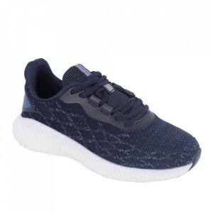 Pantofi sport pentru femei cod 2004-2 Deep Blue