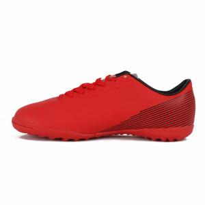 Pantofi Sport pentru zgură și sintetic cod 5CB1 Roși - Pantofi sport cu crampoane  Închidere prin șiret  Foarte comozi, ideali pentru sporturi practicate pe teren cu gazon - Deppo.ro