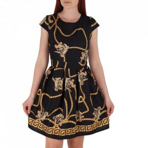 Rochie de vară cod 8195 Black