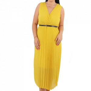 Rochie Lina Yellow