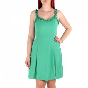 Rochie pentru dame cod 06207 Green