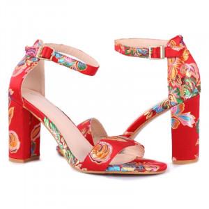 Sandale Camiro Roșii