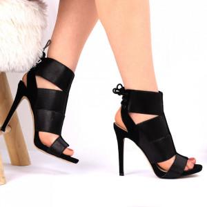 Sandale cod EK0038 Negre